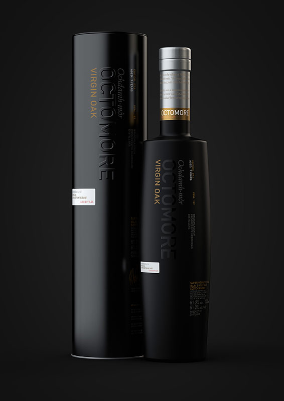 octomore virgin oak
