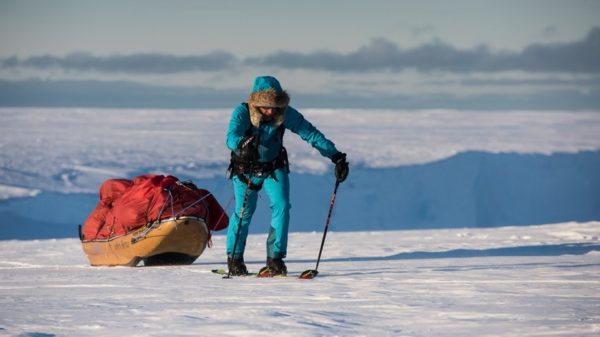 Mike Horn Becomes the First Man to Cross Antarctica