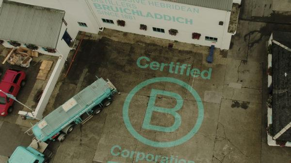 Bruichladdich Distillery B Corp