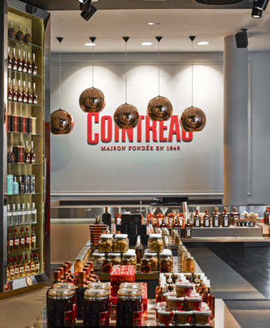 Cointreau boutique