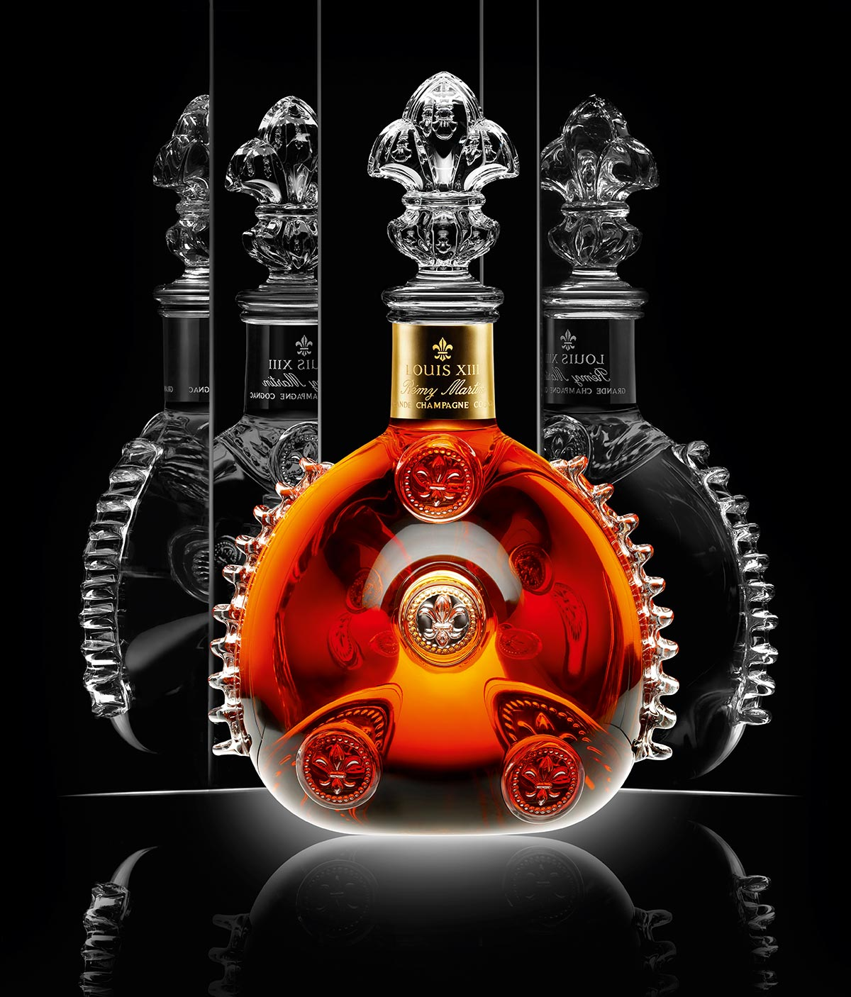 The LOUIS XIII decanter