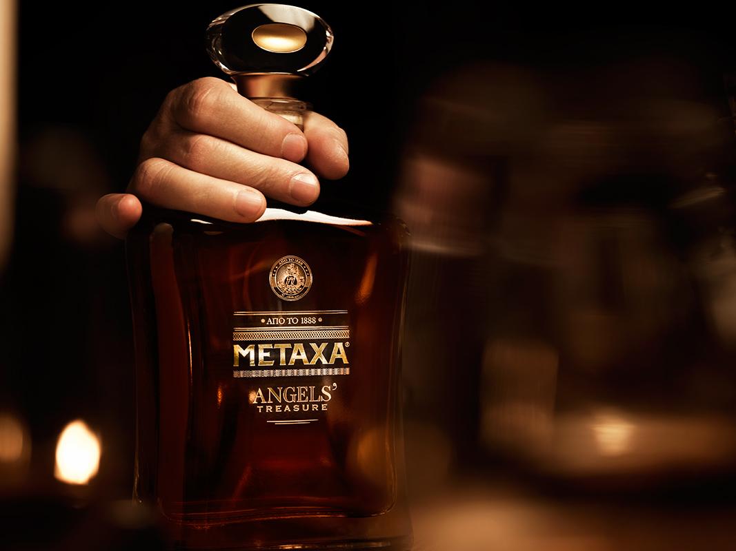 METAXA ANGELS' Treasure, la dernière création de Costas Raptis