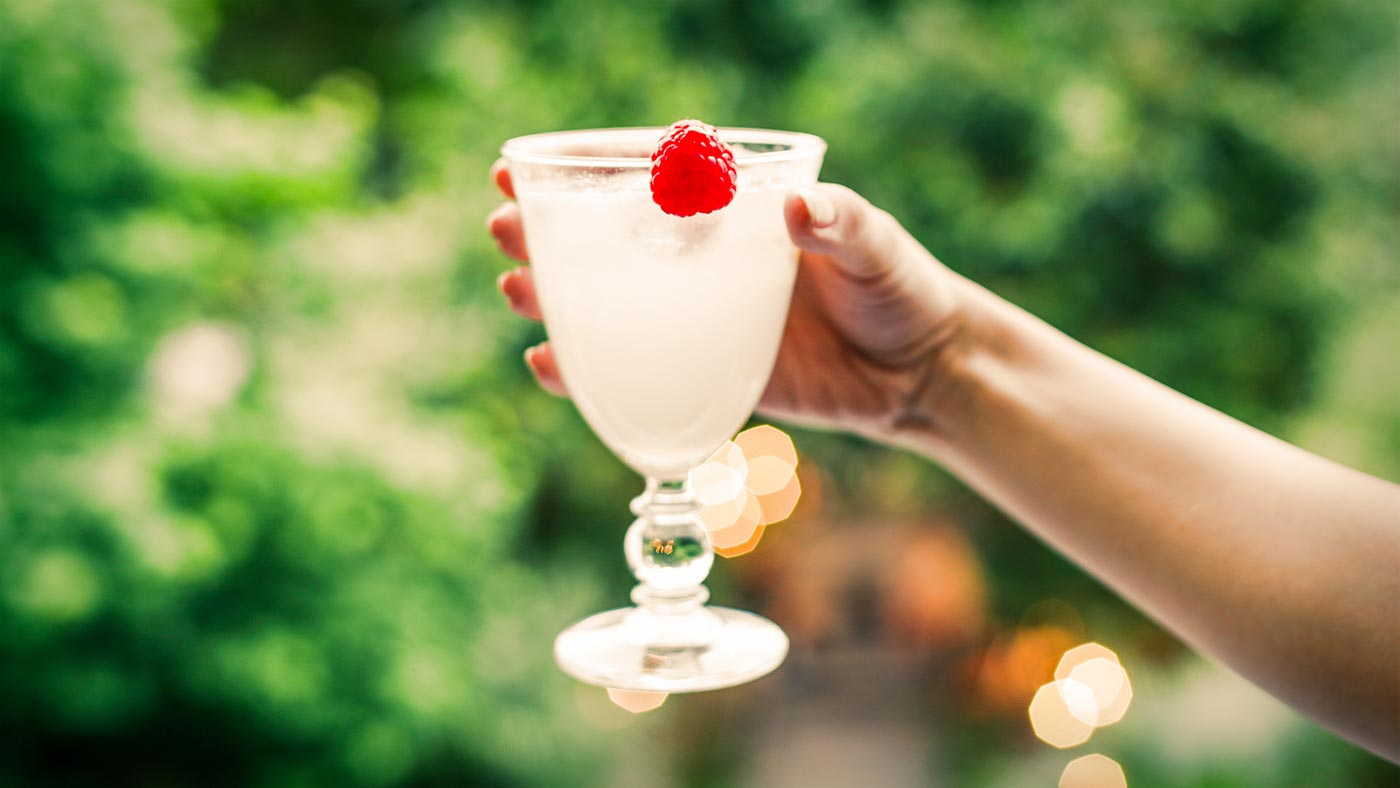 Le cocktail Cointreau Fizz