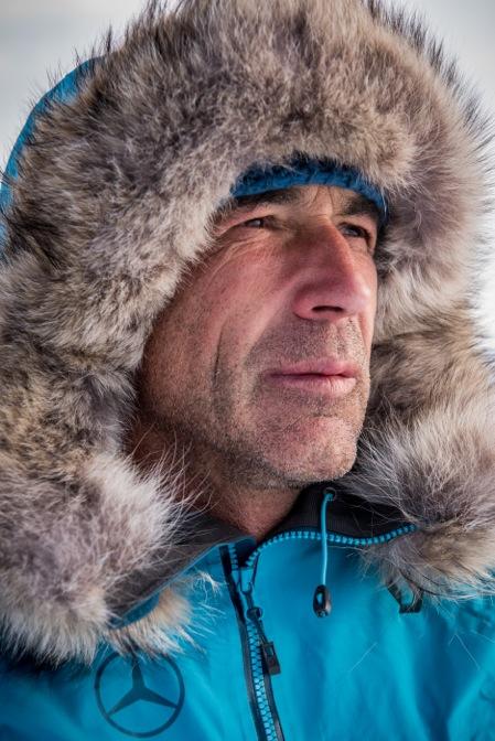 Mike Horn, le céièbre explorateur sud-africain